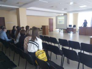Студенты РГУП посетили суд