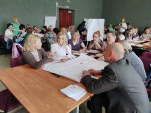 Участие в I региональной межведомственной стажировочной площадке